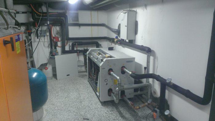 servis toplotnih črpalk
