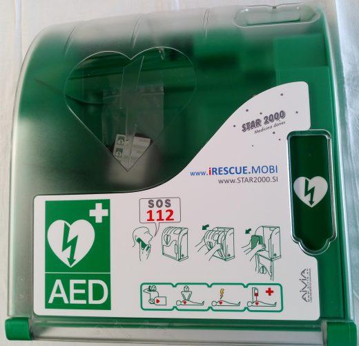 AED Slovenija
