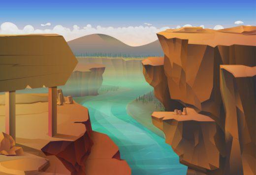 Bovec kanyoning